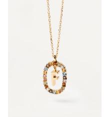 pdpaola-new letters-lettre f-collier-bijoux totem