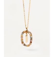 pdpaola-new letters-lettre i-collier-bijoux totem