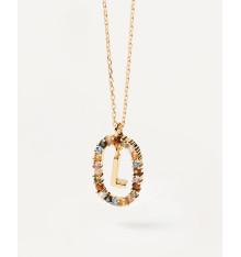 pdpaola-new letters-lettre-L-collier-bijoux totem