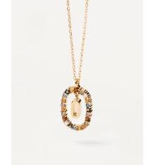pdpaola-new letters-lettre-O-collier-bijoux totem