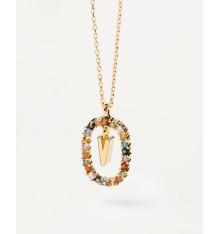 pdpaola-new letters-lettre-v-collier-bijoux totem