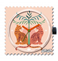 stamps-robin and mary-cadran-montre-bijoux totem