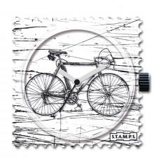 stamps-on tour-cadran-montre-water resistant-bijoux totem.