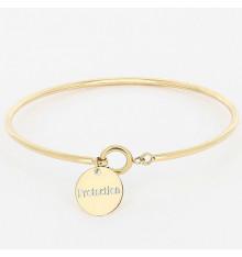 zag-bijoux-bracelet-jonc-jerry-acier-doré-protection-bijoux totem.
