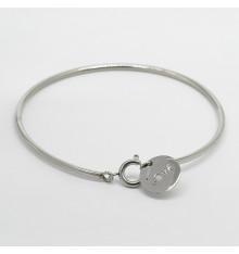 zag-bijoux-bracelet-jonc-jerry-acier-love-bijoux totem.