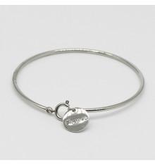 zag-bijoux-bracelet-jonc-jerry-acier-chance-bijoux totem.