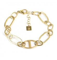 zag-bijoux-bracelet-acier-doré-bijoux totem