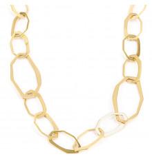 zag-bijoux-collier-acier-doré-bijoux totem.