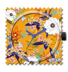 stamps-flower dream-cadran-montre-bijoux totem
