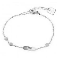 zag-bijoux-bracelet-acier-argenté-thalès-bijoux totem.