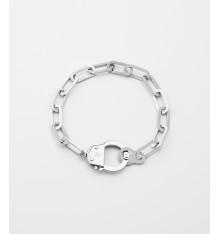 zag-bijoux-hook-bracelet-acier-argenté-bijoux totem.