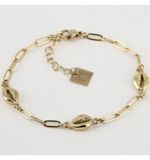 zag-bijoux-bracelet-sanaé-acier-doré-bijoux totem.
