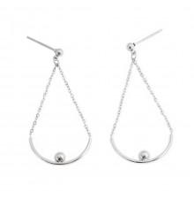 zag-bijoux-boucles d'oreilles-acier-pendantes-bijoux totem.