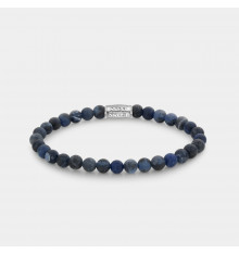 rebel&rose-matt midnight-bracelet-extensible-femme-sodalite-bijoux totem.