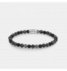 rebel&rose-grey rock-bracelet-extensible-femme-bijoux totem