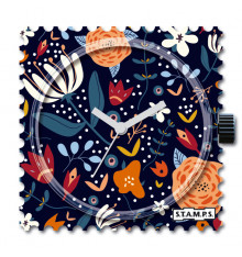 stamps-night dream-cadran-montre-bijoux totem
