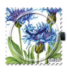 stamps-cornflower-cadran-montre-bijoux totem
