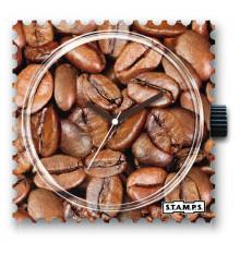 stamps-coffee 2 GO-cadran-montre-bijoux totem