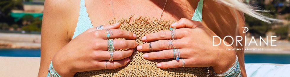 DORIANE Bijoux : Bagues, bracelets, colliers ! | Bijoux Totem