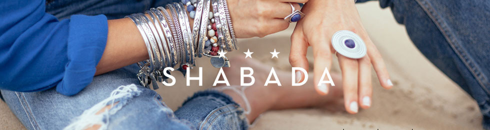 SHABADA : Bagues, bracelets, colliers, dormeuses | Bijoux Totem