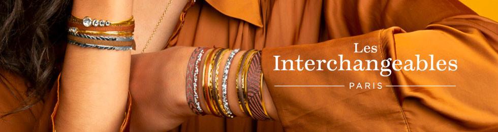 LES INTERCHANGEABLES : Bracelets, joncs, bagues ! | Bijoux Totem