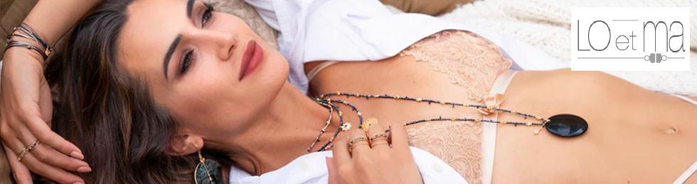LOetMA : Bracelets, colliers, boucles d'oreilles ! | Bijoux Totem