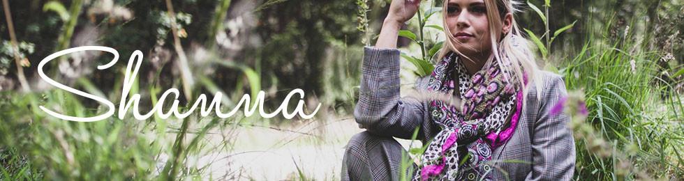 Foulards mode & Création unique, Marque Shanna | Bijoux Totem