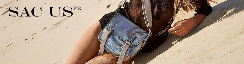SAC US by Coming Soon : Sacs, Besaces, cuir et toile   Bijoux Totem