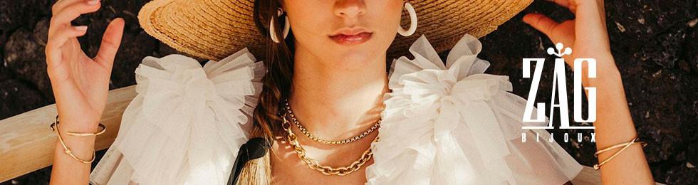 ZAG Bijoux : bagues, bracelets, colliers en acier  Bijoux Totem