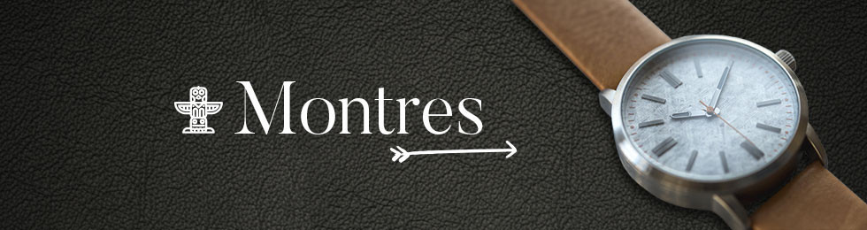 Montres hommes, femmes | Bijoux Totem
