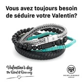 Des cadeaux remplis d'amour ♥️  Retrouvez les bracelets Rebel and Rose en boutique et sur notre E-Shop : https://bijoux-totem.fr/10546-rebel-rose   #bijouxhomme #jewlerymen #men #menstyle #shopping #shoppingaddict #shoppingonline #shoppingday #hommestyle #love