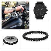 Mélangez les styles....  À découvrir en boutique et sur notre e-shop: https://bijoux-totem.fr/10539-bijoux-hommes  #bracelet #hommestyle #rock #rockstyle #fetedesperes #ideecadeau #dad #daddy #stylemen