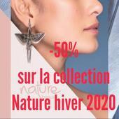 C'est les ventes privées chez Totem !!  Bénéficiez de -50% sur TOUTE LA COLLECTION NatureBijoux Hiver2020 !  Et sur notre E-Shop :  https://bijoux-totem.fr/10380-bons-plans  #ventesprivees #nature #naturebijoux #collection #collection2020 #bijoux #bijouxcreateur #bijouxaddict #shoppingaddict #shoppingonline #shopping #girl #women