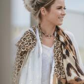 Un peu frisquet le matin ....? Adoptez les foulards Shanna en vente sur notre e-shop: https://bijoux-totem.fr/10642-shanna-foulards  #foulard #newcollection #style #womenstyle #accessoires #mode #imprimeleopard #womenfashion