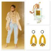 Soyez prêtes pour le déconfinement !   À découvrir sur notre e-shop: https://bijoux-totem.fr/10642-shanna-foulards  Écharpe : Shanna Boucles d'oreilles : Barong Barong  Parfum: Les Ecuadors- Neroli  ❗️en click&collect ou envoi colissimo❗️  #accessories #bijoux #parfum #women #style #tendance #fashion #fashionstyle #bijouxcreateur #creation #madeinfrance #prenezsoindevous