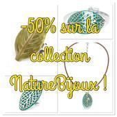 Laissez-vous tenter !! Et profitez de -50 % sur la ligne Herboriste de la marque NatureBijoux.....  À découvrir en boutique et sur notre E-Shop: https://bijoux-totem.fr/10380-bons-plans  #bijoux #bijouxcreateur #bijouxfaitmain #bijouxfantaisie #bijouxaddict #shoppingaddict #shoppingonline #girl #style #tendance #shoppingonline